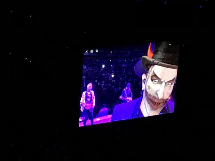 U2-Frontmann Alter Ego: MacPhisto