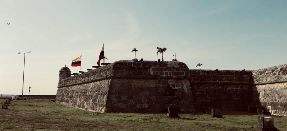 Stadtmauern von Cartagena