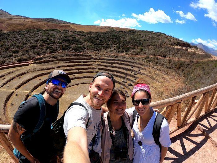 Inka-Agrarlabor: Die Kreise von Moray