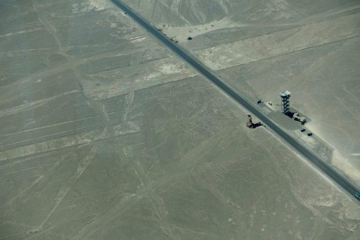 Nur von oben wirklich zu erkennen – die Nazca-Linien