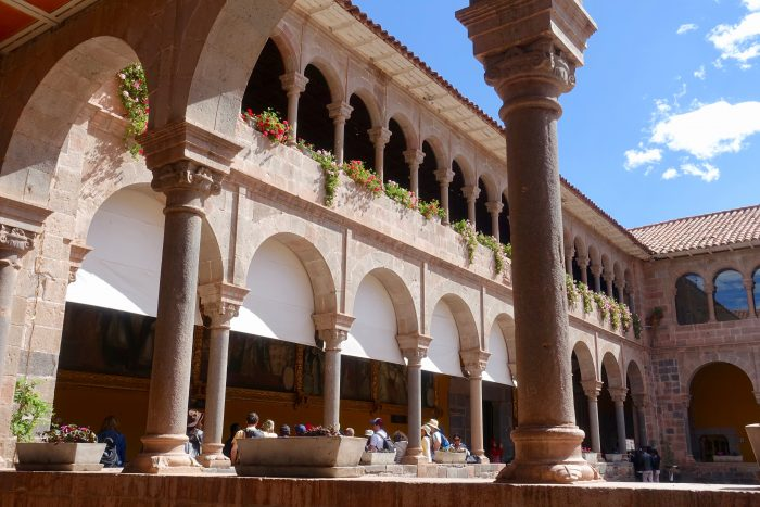Architektur in Cusco
