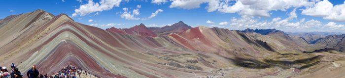 Rainbow Mountain: Beeindruckende Natur auf über 5000 Metern