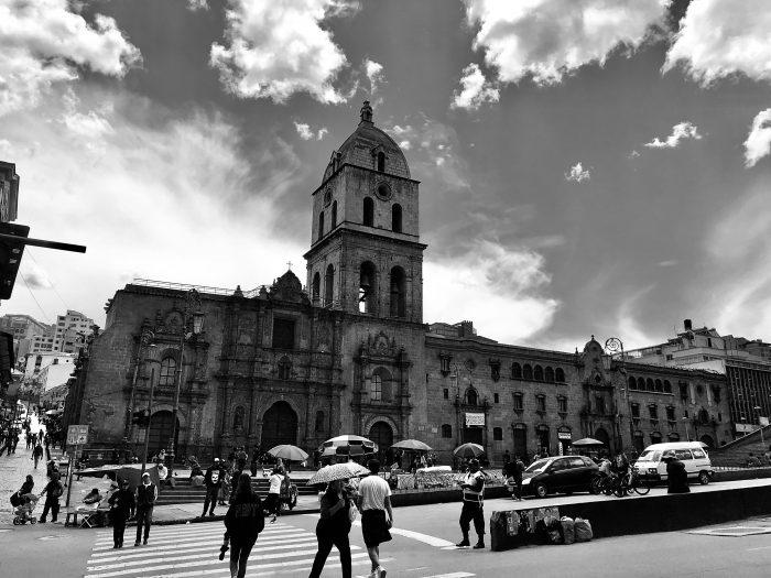 La Paz wusste durchaus mit seinen hübschen Seiten zu überraschen